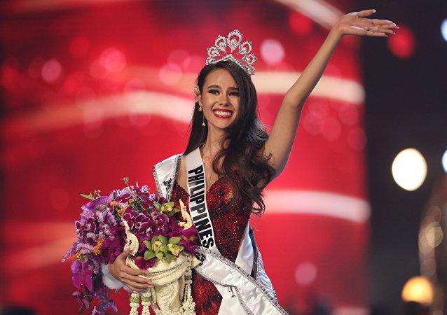 ملكة جمال الكون 2018