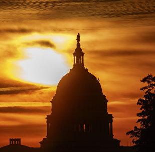 كابيتول الولايات المتحدة، الكونغرس، واشنطن، الولايات المتحدة 26 أكتوبر/ تشرين الأول 2018
