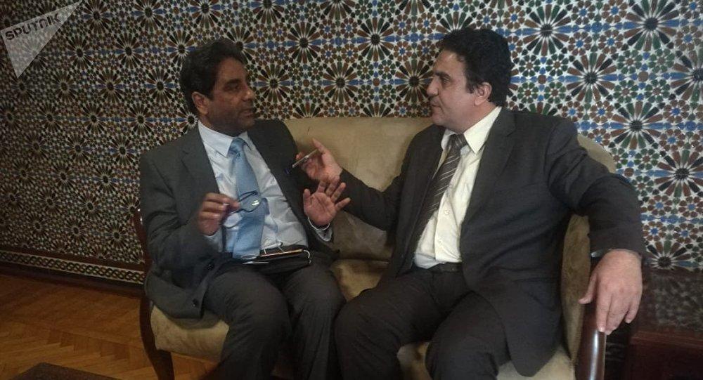 الدكتور عبد السلام نصية، عضو لجنة الحوار في البرلمان الليبي في طبرق