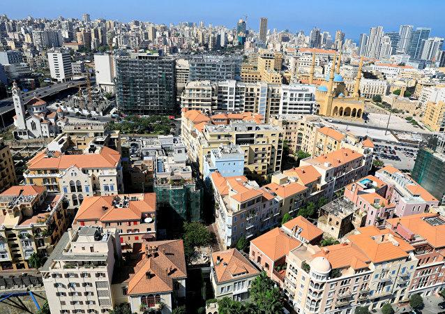 مناظر عامة للمدن العربية - مدينة بيروت، لبنان