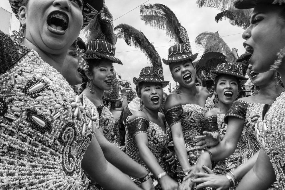 صورة للمصور خوسيه أنطونيو روزاس من بيرو، الفائزة في فئة التصوير جائزة المواهب الجديدة