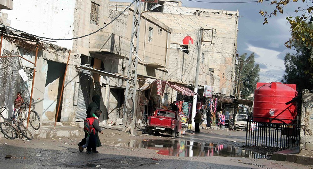 دوما قرب دمشق французы