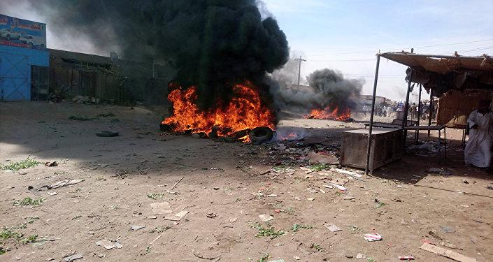 احتجاجات في عطبرة، السودان 20 ديسمبر/ كانون الأول 2018