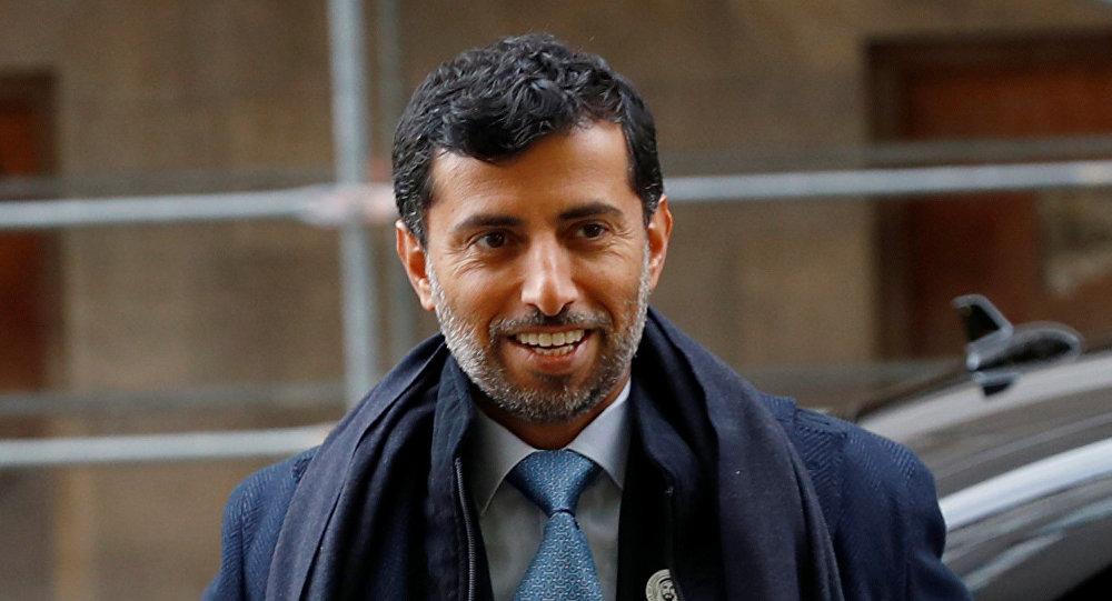 وزير الطاقة الإماراتي سهيل المزروعي
