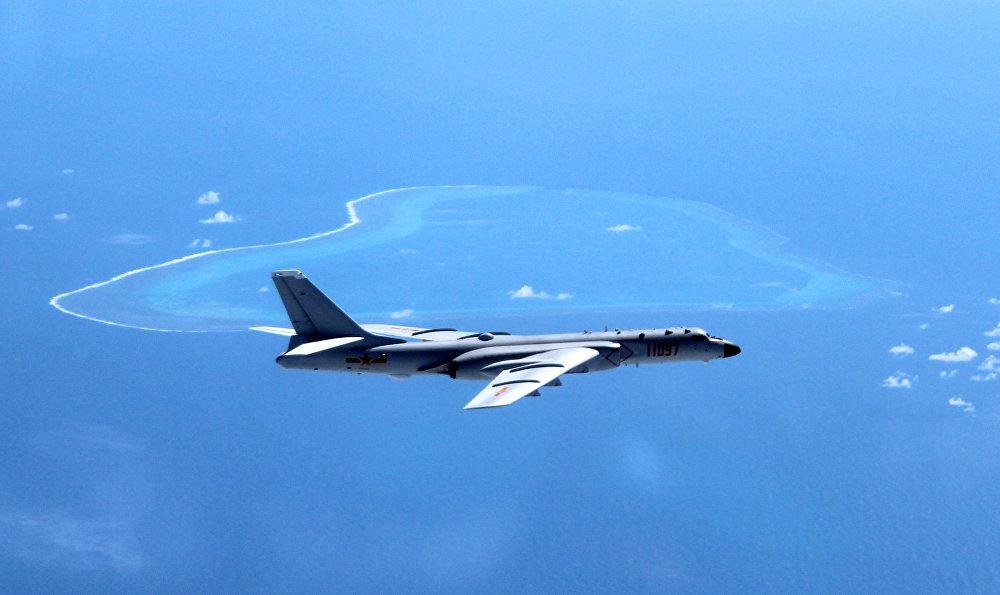 قاذفة قنابل صينية