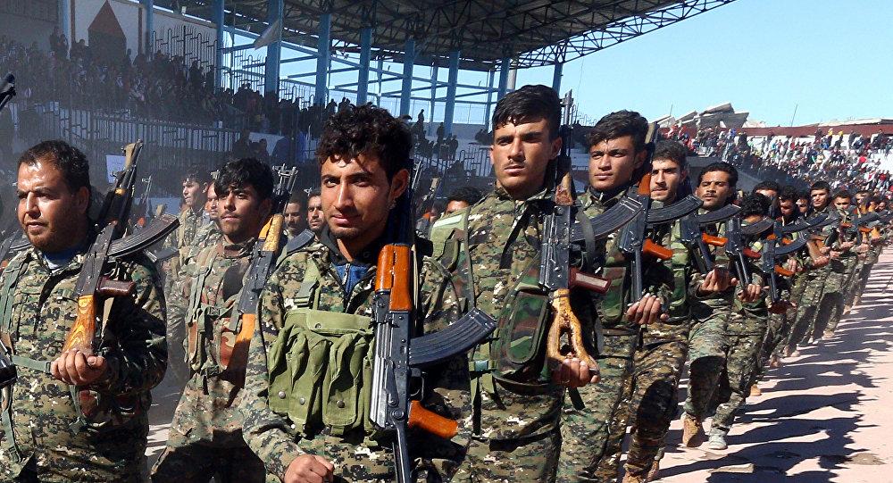 قوات سوريا الديمقراطية / الأكراد / قسد