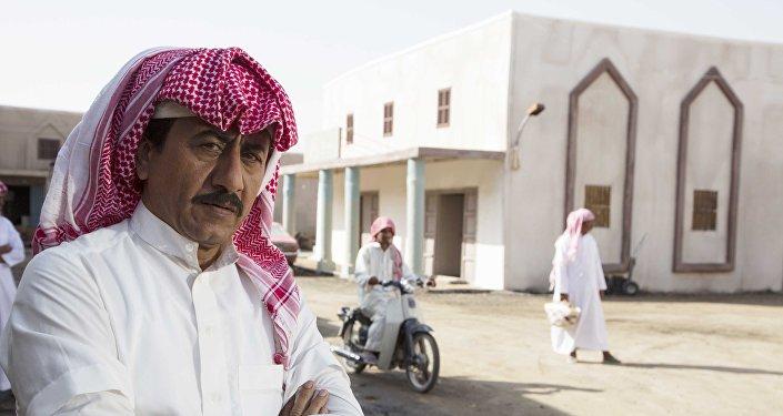 الممثل السعودي ناصر القصبي