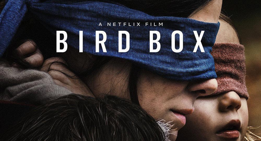 ملصق الفيلم الأمريكي Bird Box