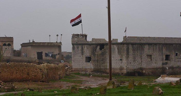 تحرير منبج السورية