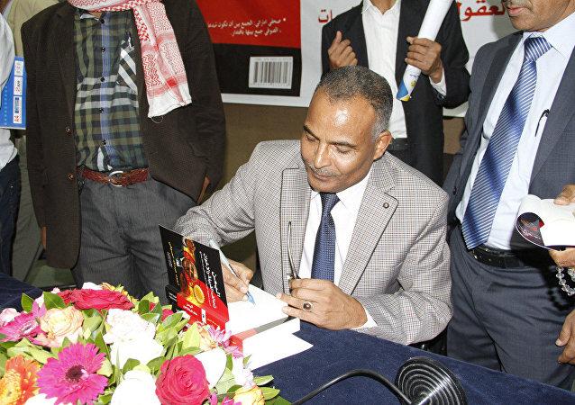 أحمد الصوفي سكرتير الرئيس اليمني علي عبد الله صالح