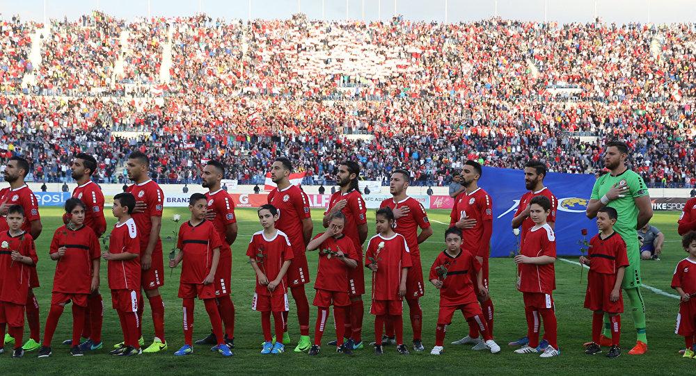 المنتخب اللبناني لكرة القدم