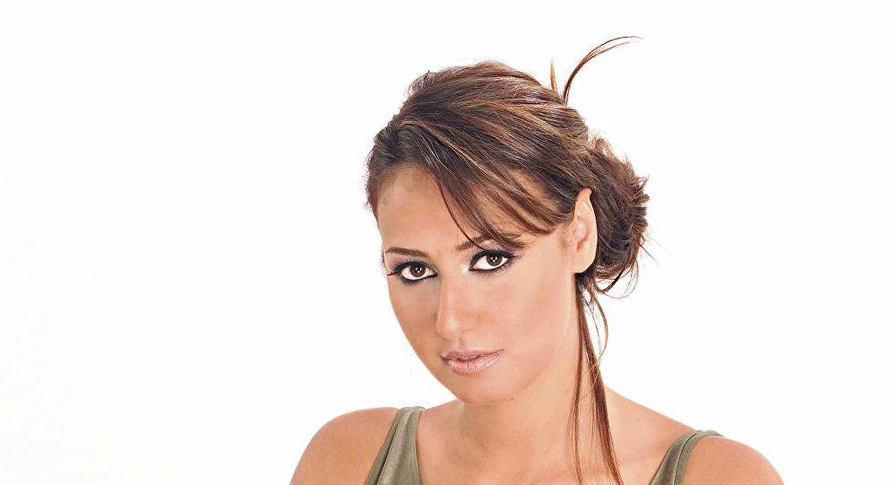 الممثلة المصرية حلا شيحة