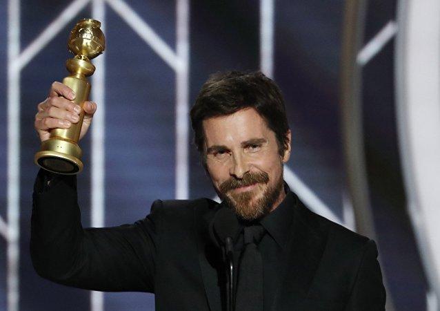 جوائز غولدن غلوب 2019 - كريستيان بيل