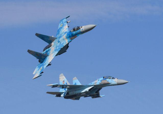 سو-27 الأوكرانية