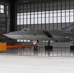 خروج طائرة جديدة من مصنع الطائرات في مدينة قازان