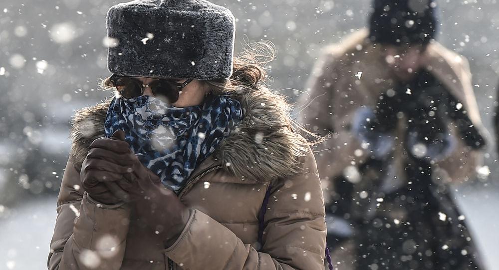 فصل الشتاء حول العالم - اسطنبول، تركيا 8  يناير/ كانون الثاني 2019