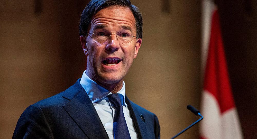 رئيس وزراء هولندا مارك روتييه
