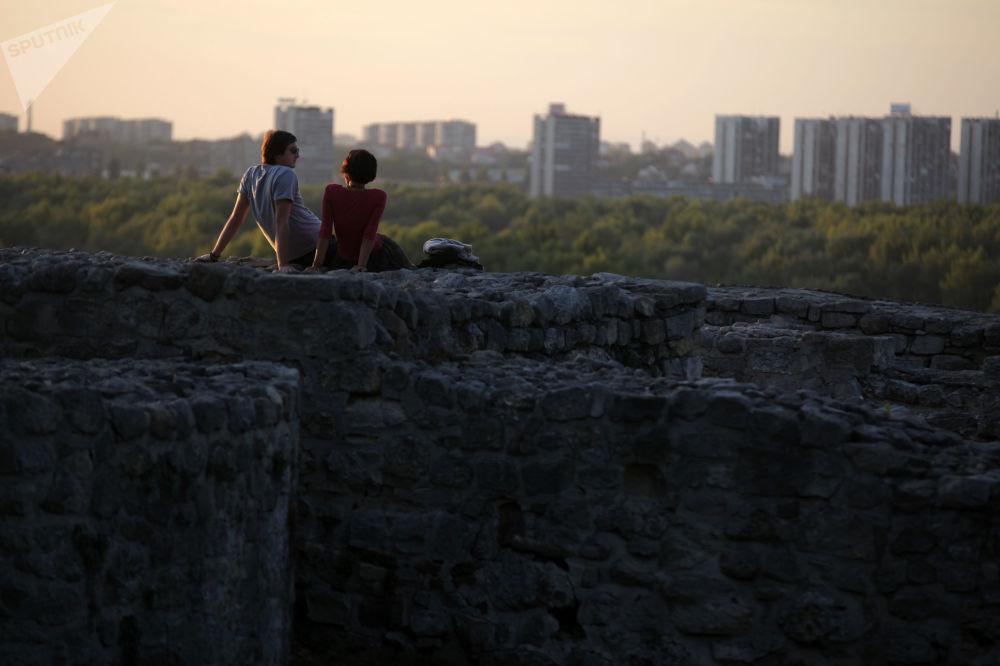ضواحى قلعة بلغراد (كالميغدان)