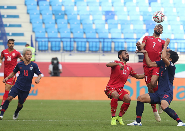 البحرين تايلاند