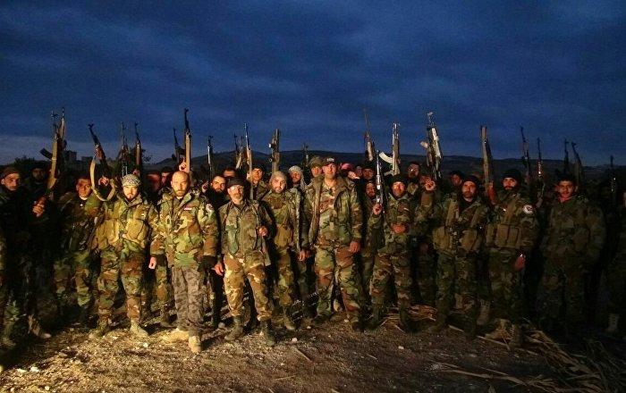 نداء أبناء إدلب لذويهم في صفوف الجيش السوري على تخوم المحافظة