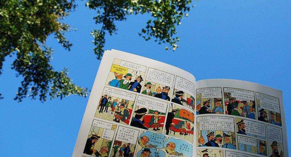 قصة تان تان للأطفال