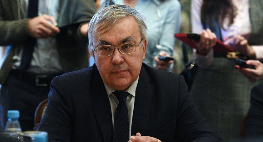 نائب وزير الخارجية الروسي، سيرغي فيرشينين