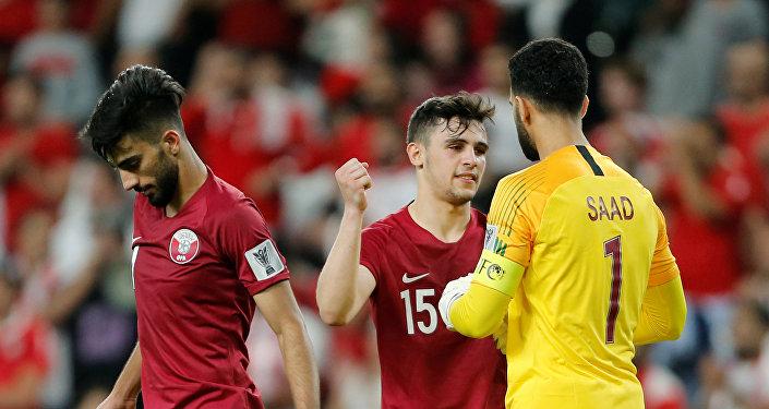 منتخب قطر في بطولة كأس آسيا 2019