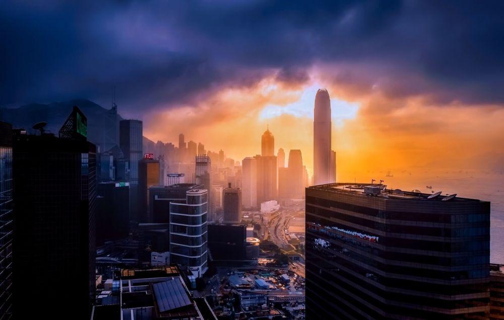 مدينة هونغ كونغ، الصين