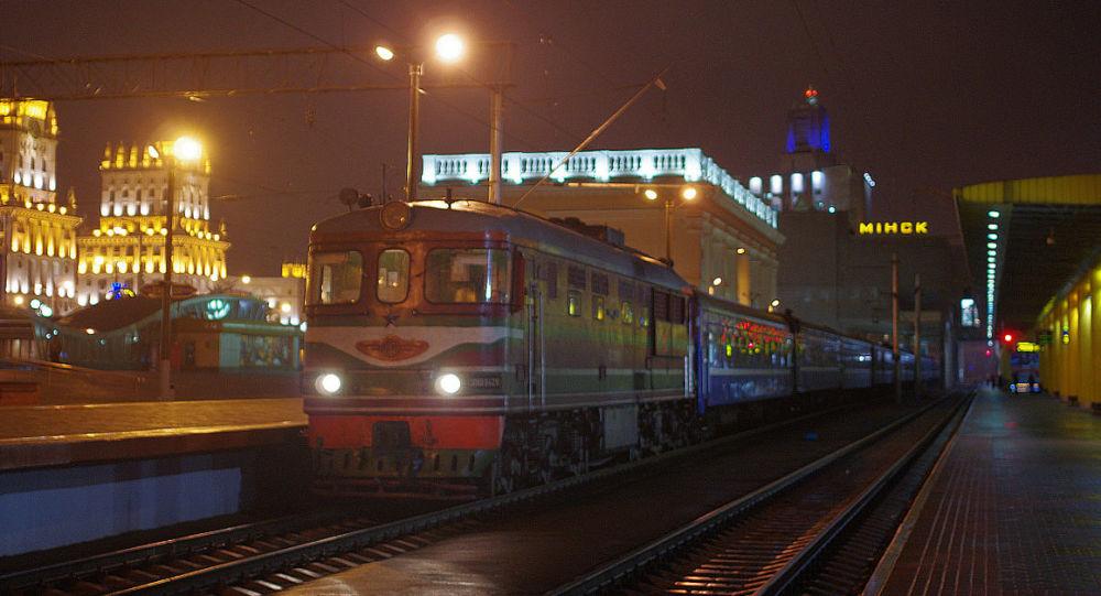 مدينة مينسك، بيلاروسيا