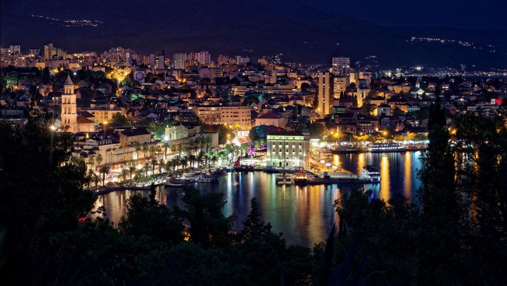 مدينة سبليت، كرواتيا