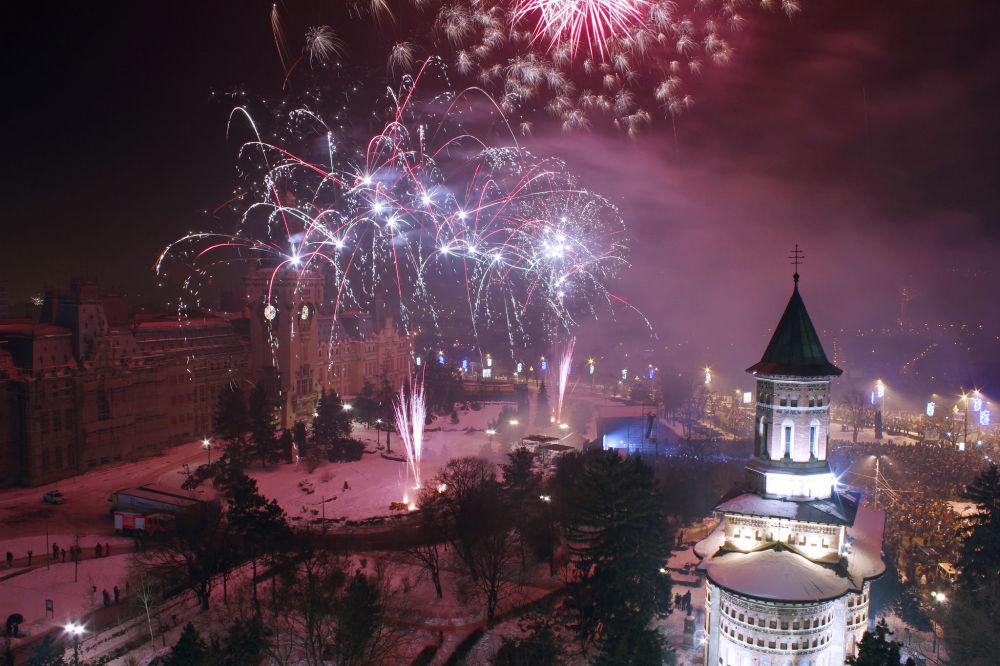 مدينة ياش، رومانيا