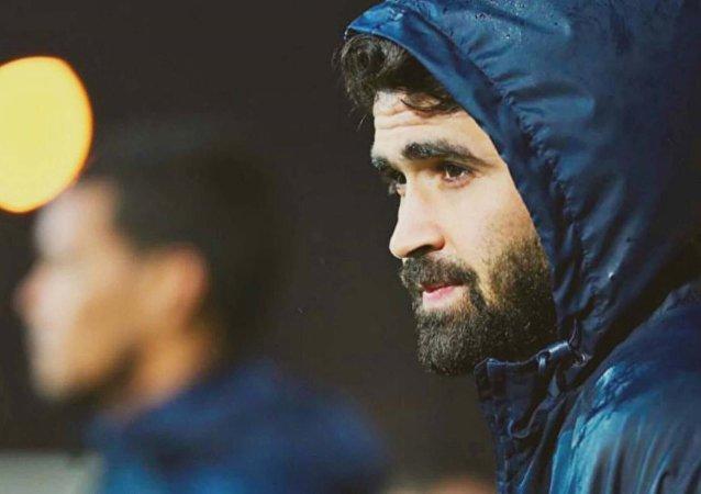اللاعب السوري عمر خريبين