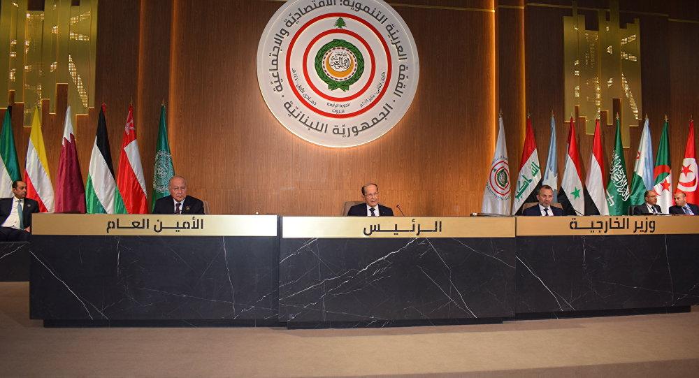 بالصور إنطلاق مؤتمر القمة العربية في بيروت وعون يدعو لعودة النازحين
