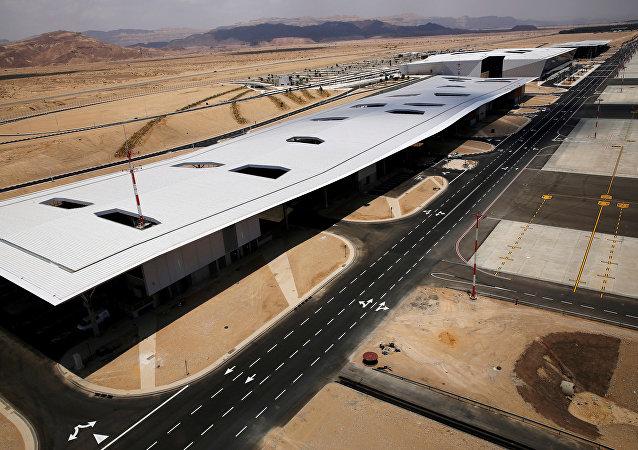 مطار ايلان رامون الدولي في إسرائيل