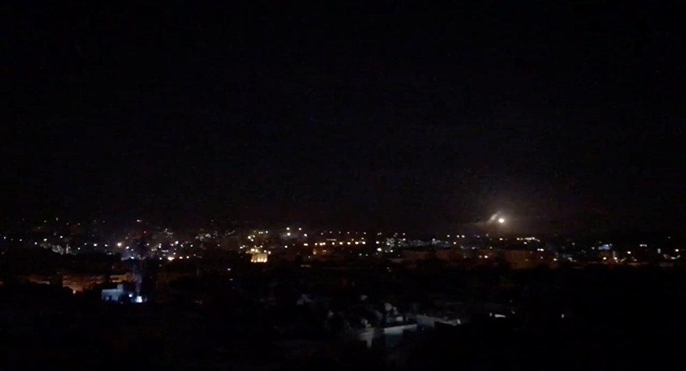 الضربات الإسرائيلية على سوريا