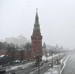 ضفة كريمليوفسكايا في موسكو