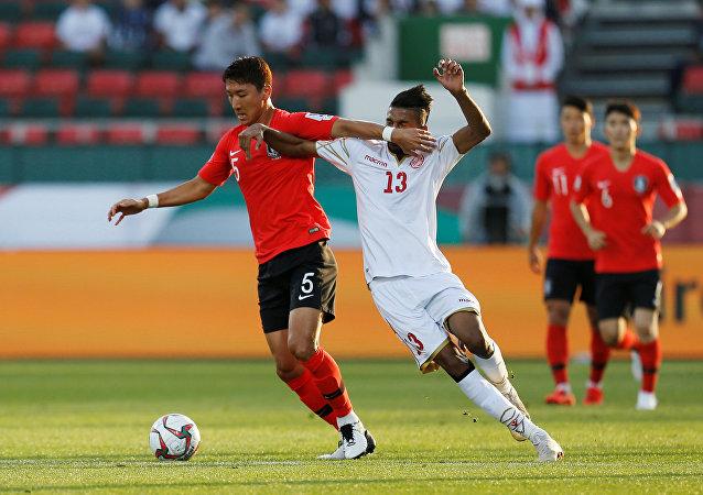 مباراة البحرين وكوريا الجنوبية في كأس آسيا 2019