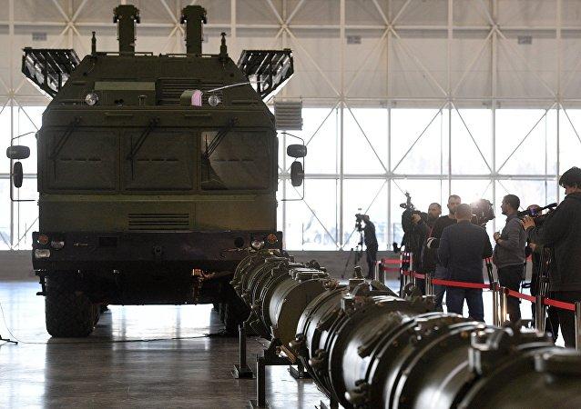 منظومة صواريخ إسكندر إم