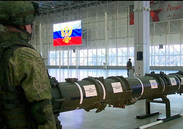 الصاروخ الروسي 9إم729