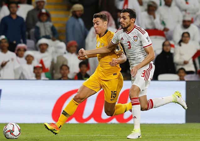 مباراة الإماراة وأستراليا كأس آسيا 2019