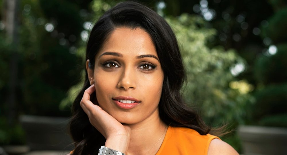 47d18734f3ec4 ممثلة هندية تتهم شركة تجميل عالمية - Sputnik Arabic