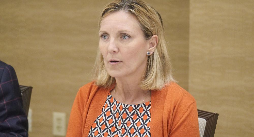 مساعدة وزير الخارجية الأمريكي لشؤون الرقابة على التسلح والأمن الدولي، أندريا تومبسون