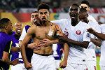 نهائي كأس آسيا بين منتخب قطر أمام اليابان