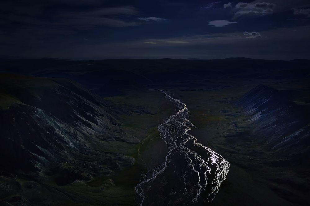 صورة نهر سارجيماتي، للمصور أوليغ كوغايف من روسيا، في فئة منظر طبيعي