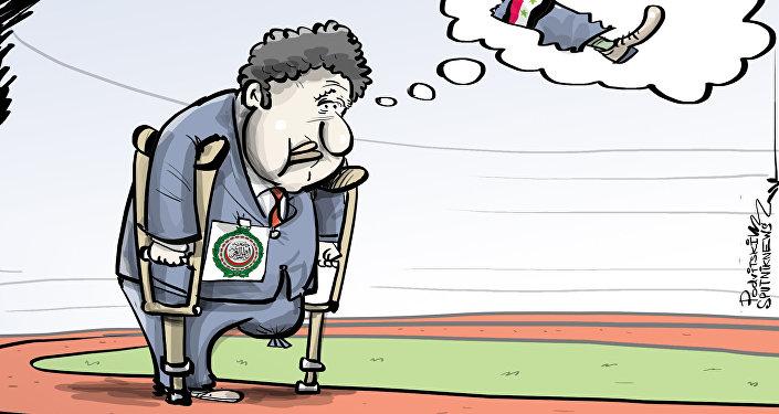 عودة سوريا إلى جامعة الدول العربية