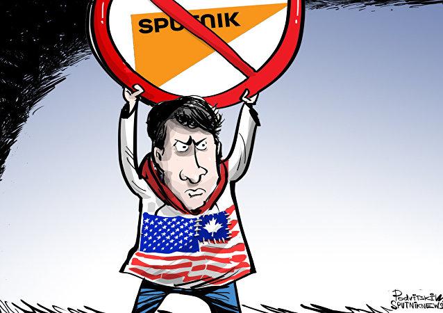 تعرض سبوتنيك للاضطهاد من قبل دول الغرب