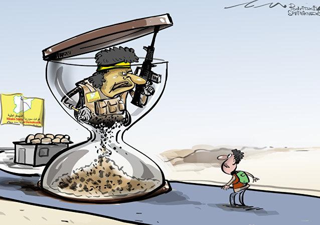 قسد تغلق معابر شرق الفرات في الرقة وديرالزور