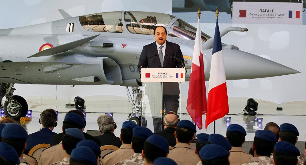 فرنسا تبيع قطر قريباً 36 طائرة رافال - صفحة 3 1038852303