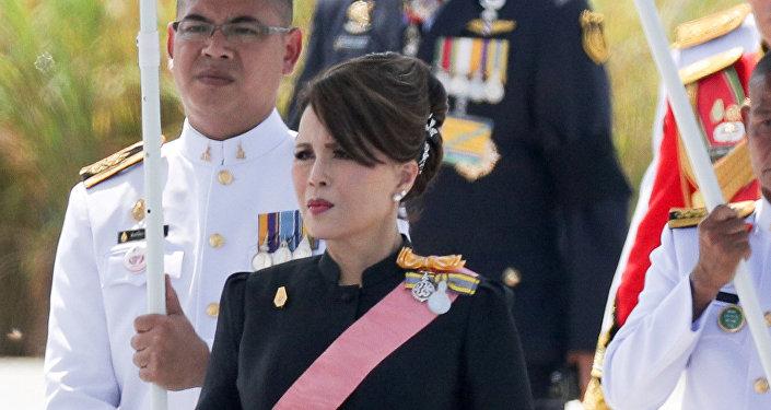أبولراتانا راجاكانيا سيريفادهانا بارنافادي شقيقة ملك تايلاند