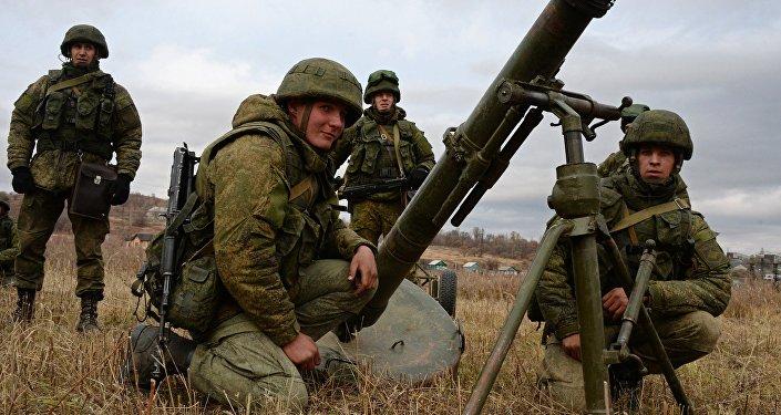 سلاح روسي جديد يصيب أهدافا متحركة في الممرات الضيقة